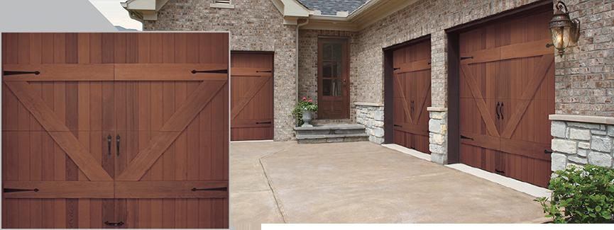 Puerta de cochera finest garaje roger m puerta cochera - Puertas de cocheras ...