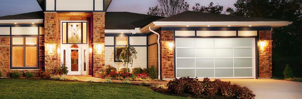 Pin portones electricos para cochera ajilbabcom portal on for Puertas de garaje modernas