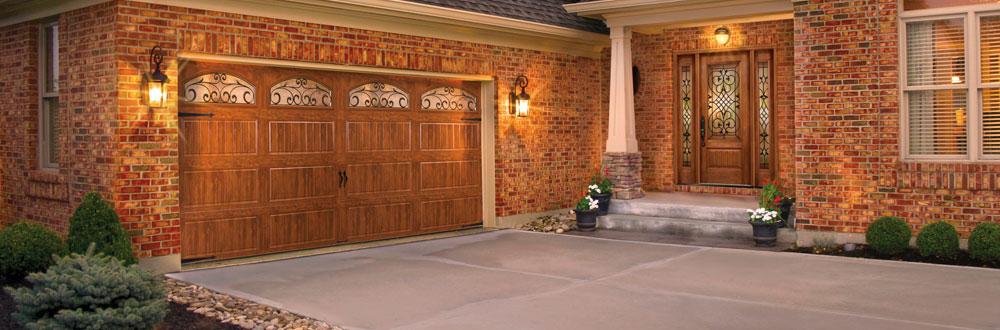 Clopay puertas de garaje para residencias - Puertas para cocheras electricas ...